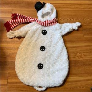 Amazing Snowman Costume for Infants